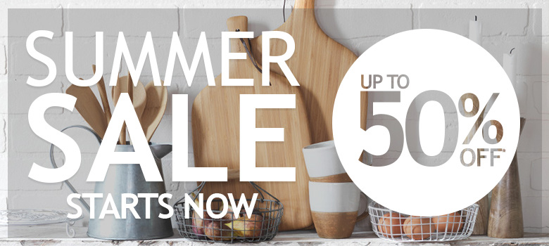 The Summer Sale Has Started