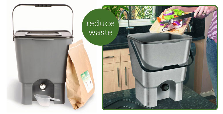 Home composting – the bokashi solution