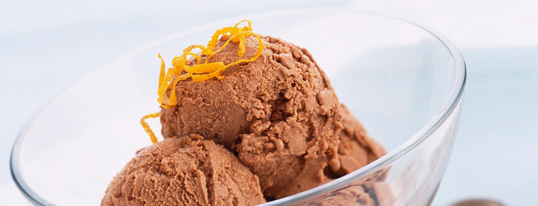 Divine Chocolate Spiced Chocolate Ice Cream recipe