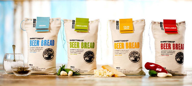 Natural Collection - Barretts Ridge Beer Bread - The easiest and tastiest way to make your own bread