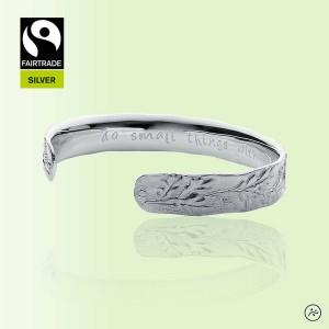 Mosami Fairtrade Silver