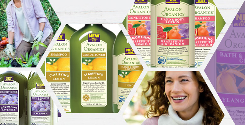 Ethical Beauty from Avalon Organics