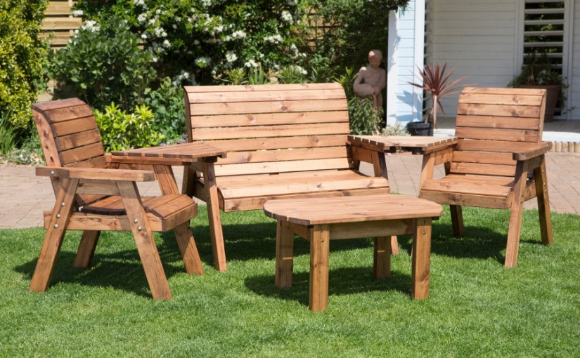 Get Your Garden Ready for Summer with Sustainable Garden Furniture