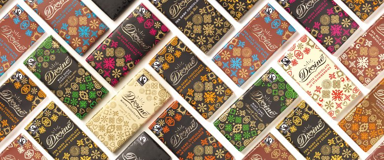 Try Some Divine Chocolate