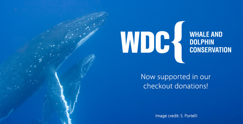 Supporting Whale & Dolphin Conservation