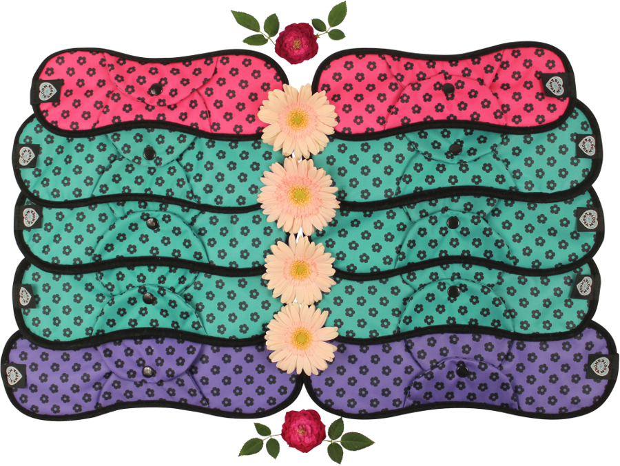 Bloom & Nora sanitary pads
