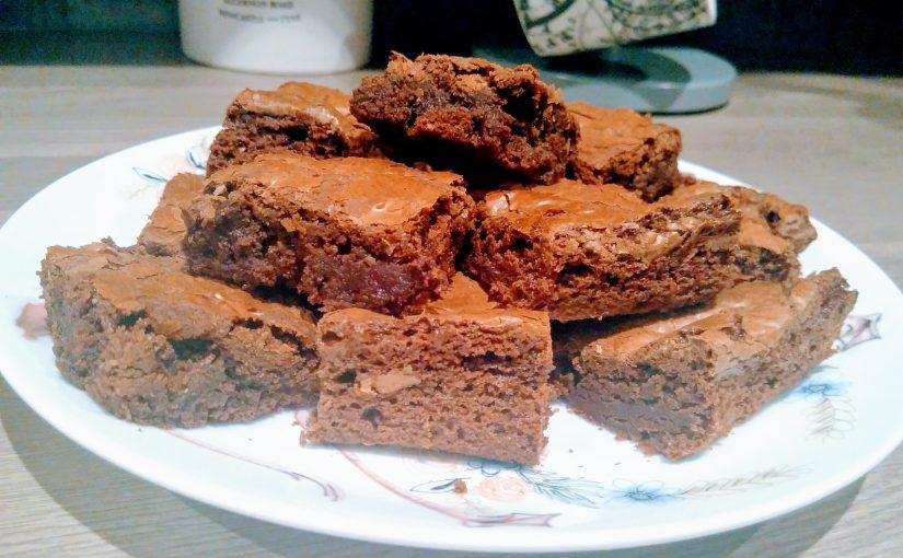 Gluten Free Chocolate Brownie Recipe