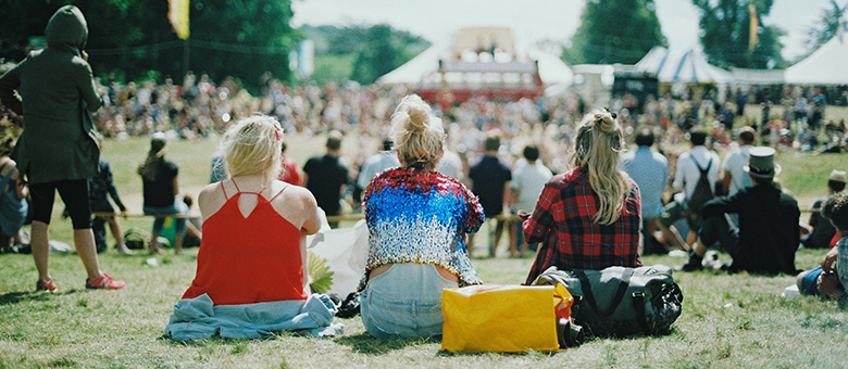 How to have an ethical festival