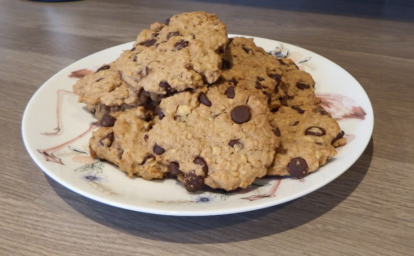 Delicious Alchemy Gluten & Dairy Free Oaty Cookies
