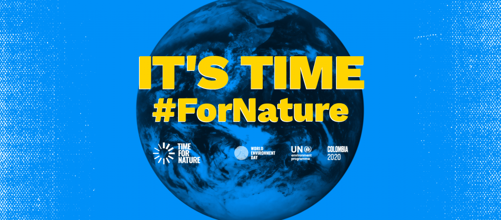World Environment Day - it's time for nature