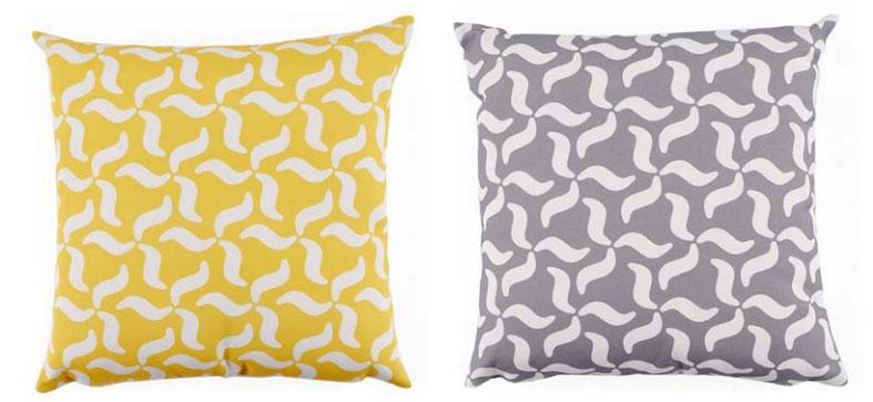 Maemara Wave Cushions