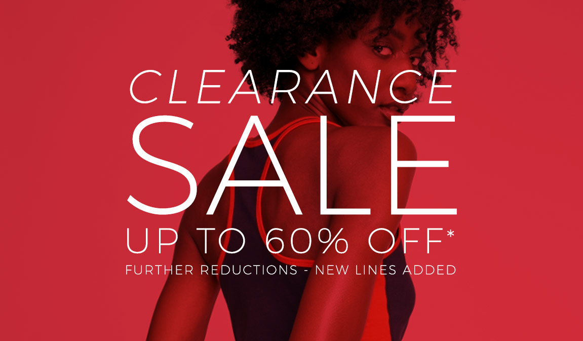 Clearance Sale - Up To 60% Off*