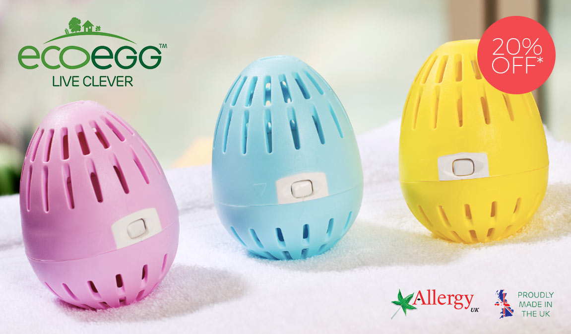 20% Off The Ecoegg Range  - Eco-friendly Laundry, Cleaning and Household