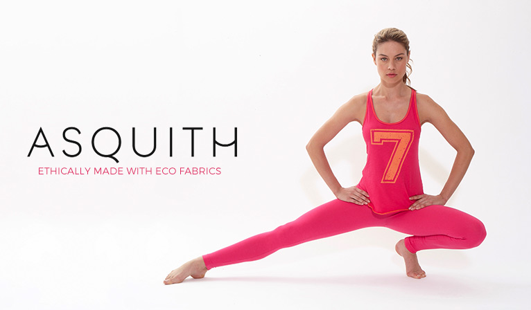 NEW From Asquith - Ethical & Active