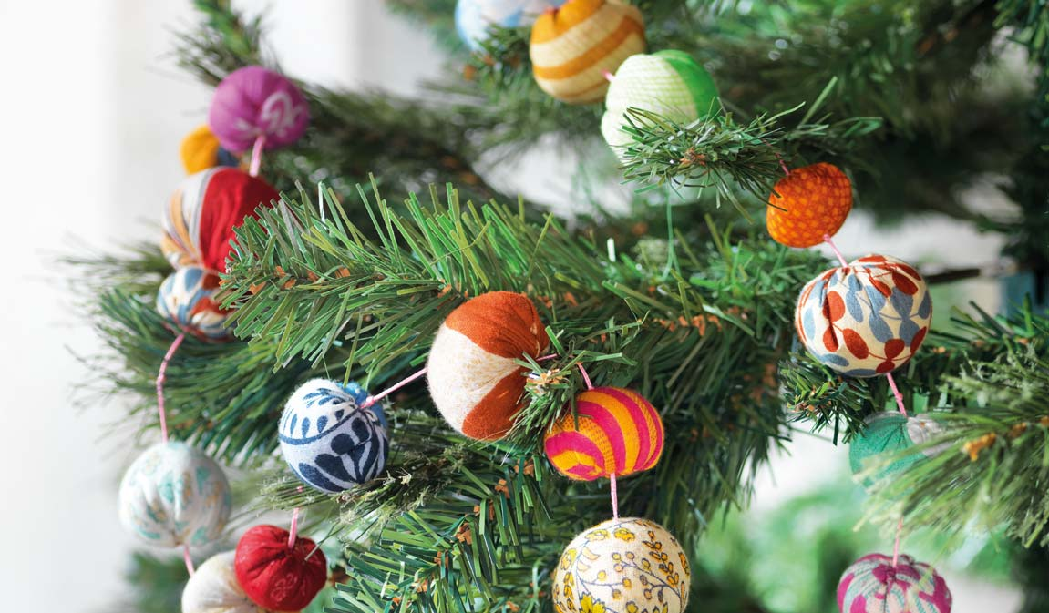 Christmas Decorations - made by fair trade producers around the world