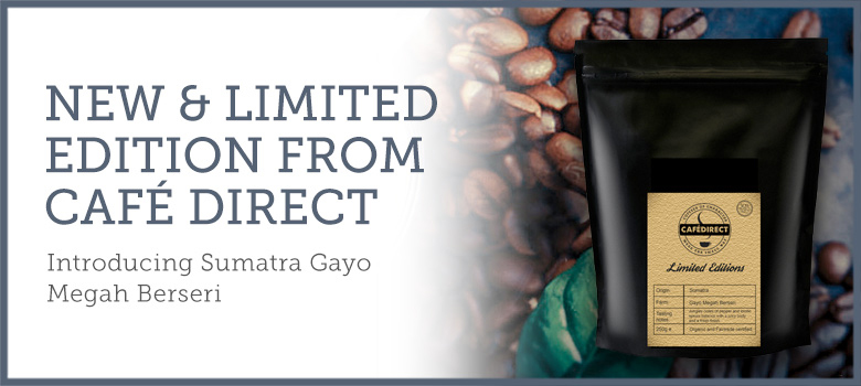New Limited Editions From Caf�direct