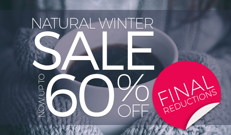 Winter Sale Final Reductions - Up To 60% Off