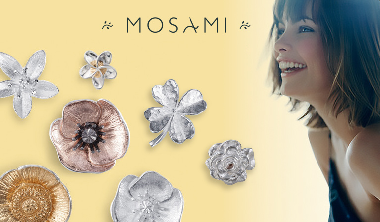 NEW hand crafted jewellery from Mosami