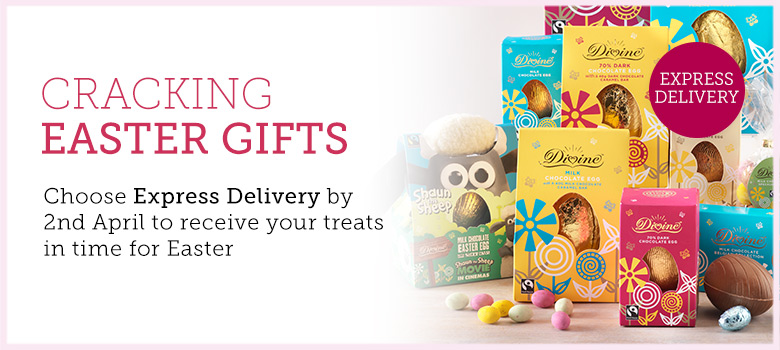 Delicious Easter offers - express delivery