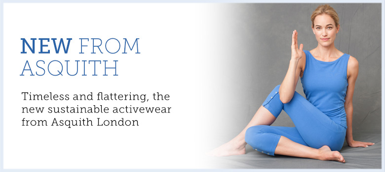 Brand new yogawear from Asquith