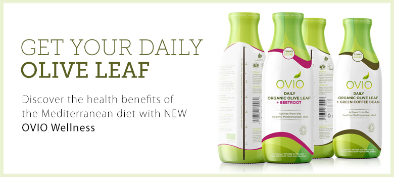 New Ovio health drinks - get your daily nutrition