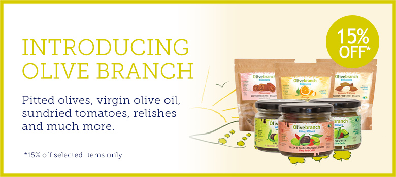 Introducing Olive Branch
