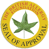 Allergy UK Certified