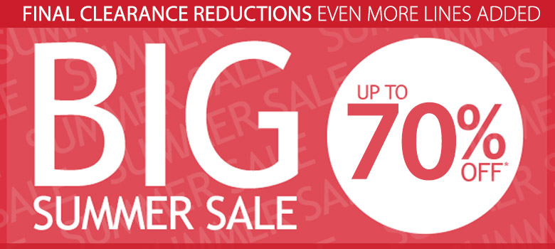 Natural Collection Big Summer Sale