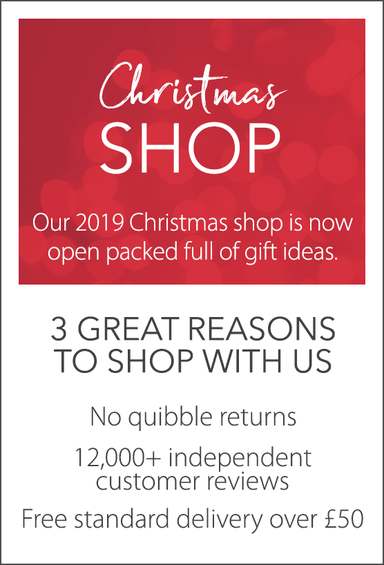 Our Christmas Shop Is Now Open